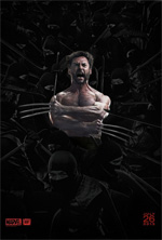 Poster Wolverine - L'immortale  n. 7