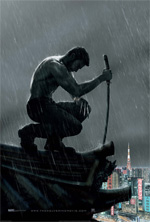 Poster Wolverine - L'immortale  n. 8