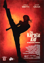 Locandina The Karate Kid - La Leggenda Continua