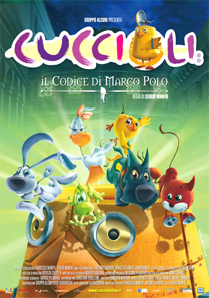 Cuccioli – Il Codice di Marco Polo download ITA 2010 (TORRENT)
