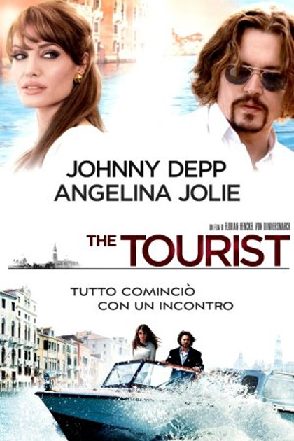 Guarda gratis The Tourist in streaming italiano HD
