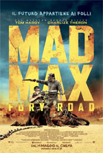 Locandina Mad Max: Fury Road