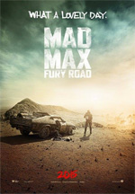 Poster Mad Max: Fury Road  n. 1
