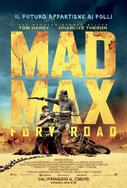 Mad Max: Fury Road in streaming & download