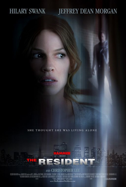 The Resident download ITA 2011 (TORRENT) Poster