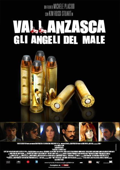 Locandina Vallanzasca - Gli angeli del male