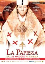 Locandina La Papessa