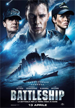 Locandina Battleship
