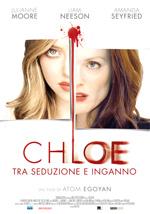 Locandina Chloe - Tra seduzione e inganno