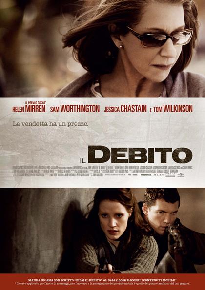 Il debito - The Debt (2010) [BDrip 1080p - H264 - Ita Dts Eng Ac3 - Sub Ita NUEng] drammatico, thriller