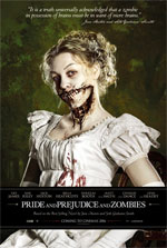 Poster Ppz - Pride and Prejudice and Zombies  n. 1
