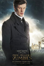 Poster Ppz - Pride and Prejudice and Zombies  n. 11
