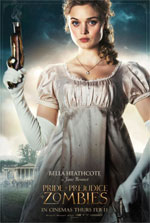Poster Ppz - Pride and Prejudice and Zombies  n. 5