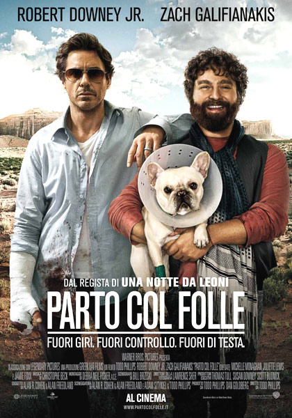 Parto col folle in streaming & download