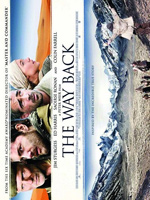 Poster The Way Back  n. 2