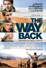 Poster The Way Back  n. 4