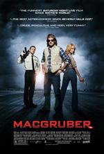 Locandina MacGruber