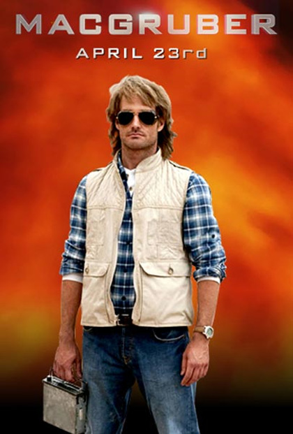 Poster MacGruber