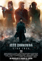 Locandina Into Darkness - Star Trek