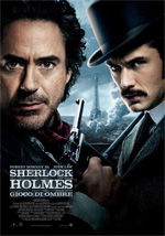 Locandina Sherlock Holmes - Gioco di ombre