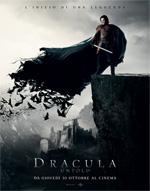 Locandina italiana Dracula Untold