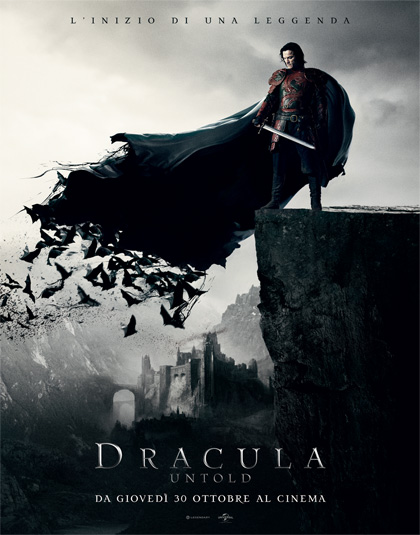 Dracula Untold in streaming & download