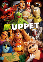 Locandina italiana I Muppet