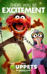Poster I Muppet  n. 15