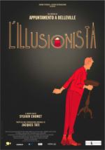 Locandina L'illusionista