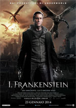 Trailer I, Frankenstein