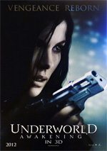 Poster Underworld - Il risveglio 3D  n. 1