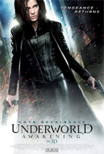 Poster Underworld - Il risveglio 3D  n. 3
