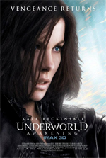 Poster Underworld - Il risveglio 3D  n. 4