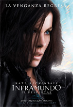 Poster Underworld - Il risveglio 3D  n. 5