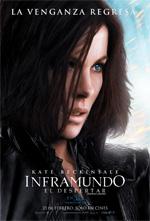 Poster Underworld - Il risveglio 3D  n. 5