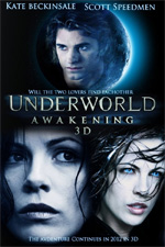 Poster Underworld - Il risveglio 3D  n. 6