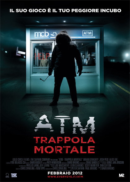 ATM - Trappola mortale (2012) Bluray 1080p UNTOCHED ITA-ENG DTS HDMA x264
