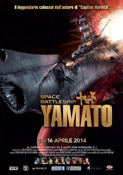 Space Battleship Yamato (2010) .mkv MD MP3 Bluray 1080p - ITA [BST]