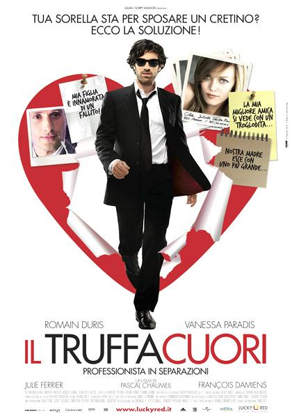 Locandina italiana Il truffacuori