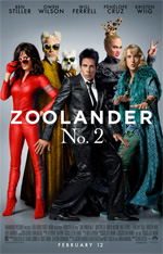 Poster Zoolander N°2  n. 3