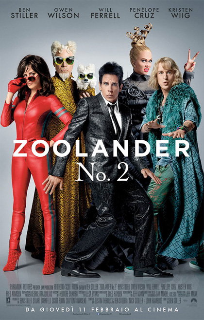 Zoolander N°2 in streaming & download