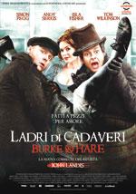 Locandina Ladri di cadaveri - Burke & Hare