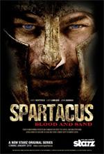 Locandina Spartacus: Sangue e sabbia