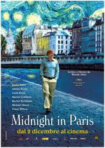 Locandina Midnight in Paris