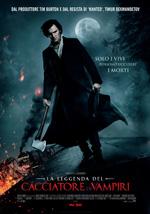 Poster La leggenda del cacciatore di vampiri  n. 1