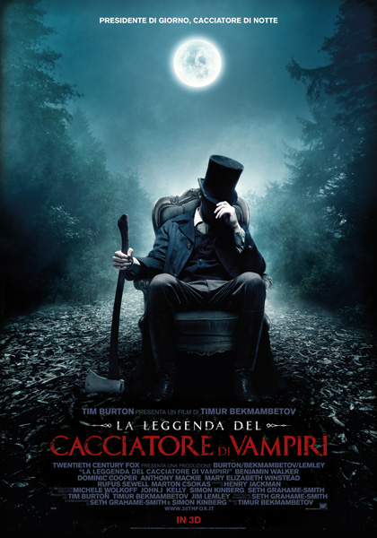 La leggenda del cacciatore di vampiri in streaming & download