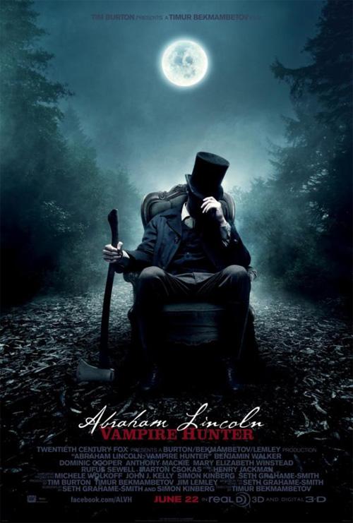 Poster La leggenda del cacciatore di vampiri