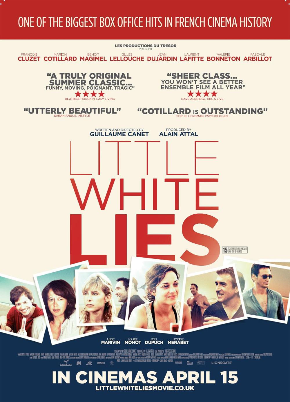 Poster Piccole bugie tra amici