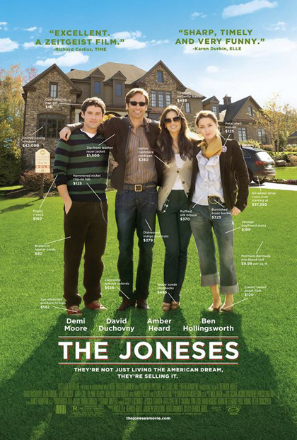 The Joneses (2009) MP3 ITA HDTV x264