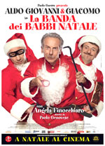 LA BANDA DEI BABBI NATALE streaming